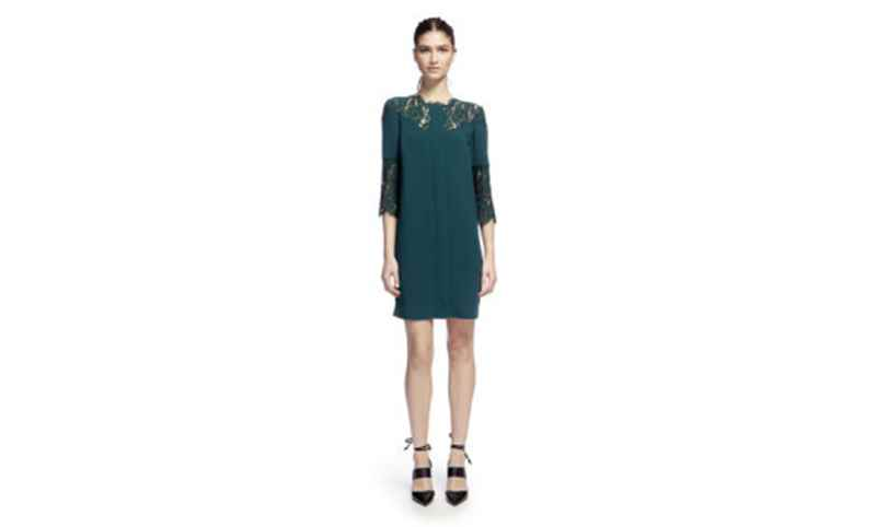 whistles-olga-lace-insert-shift-dress-dark-green_04[1]