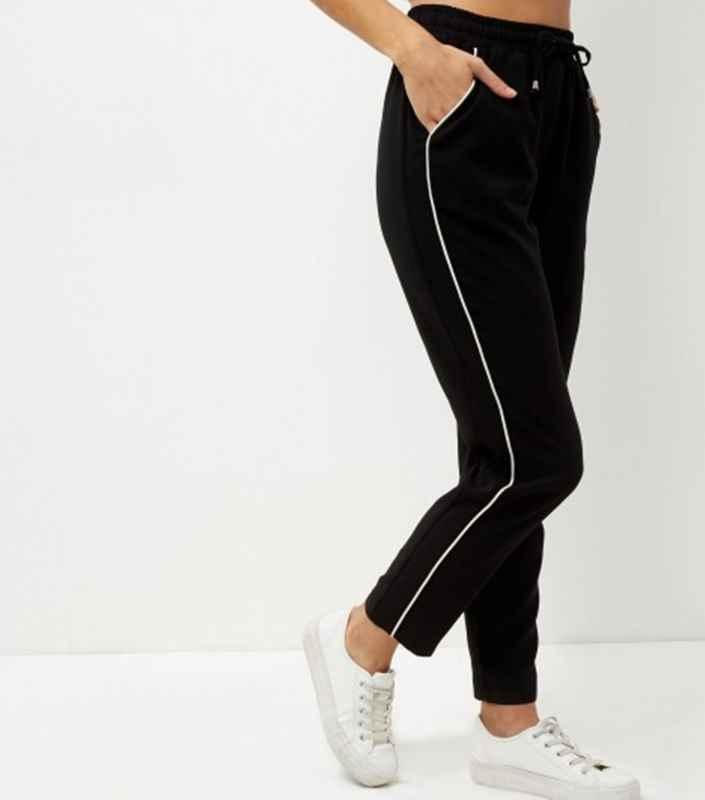 black-contrast-trim-straight-leg-joggers[1]