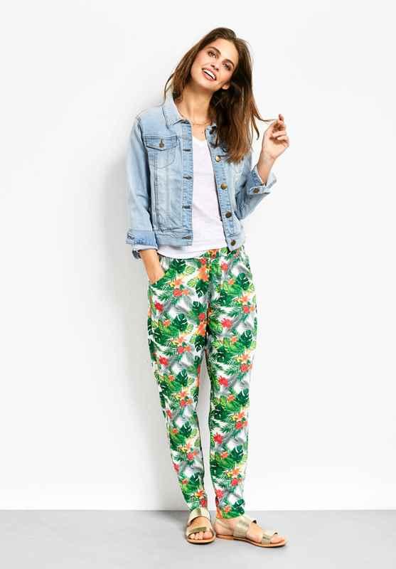 a39fedea Printed Trousers - are you in? - Style by Claire Lopez