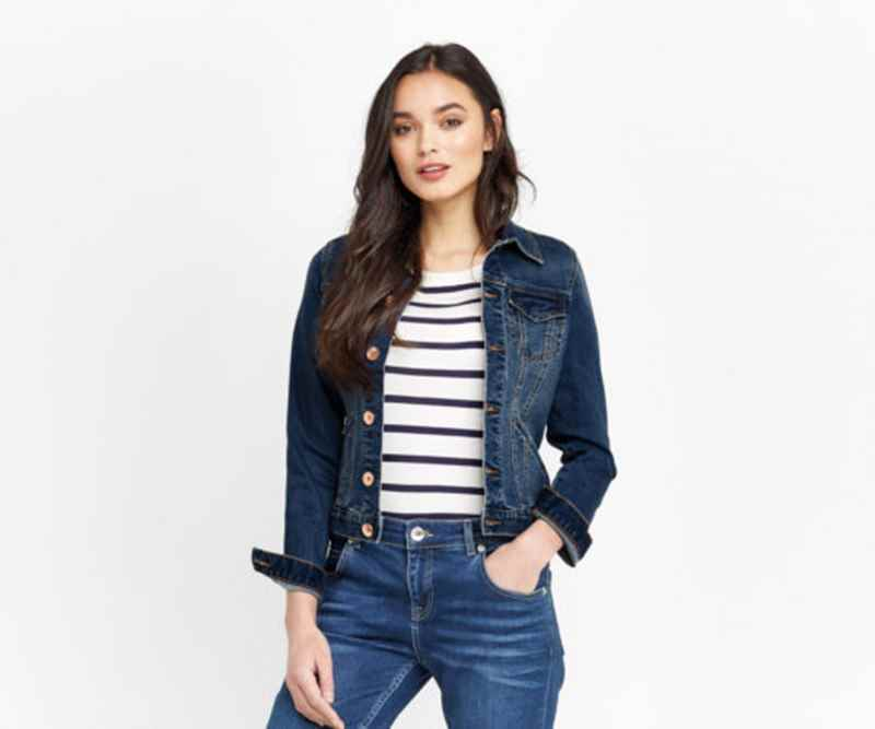 Wardrobe Staples The Denim Jacket Style By Claire Lopez