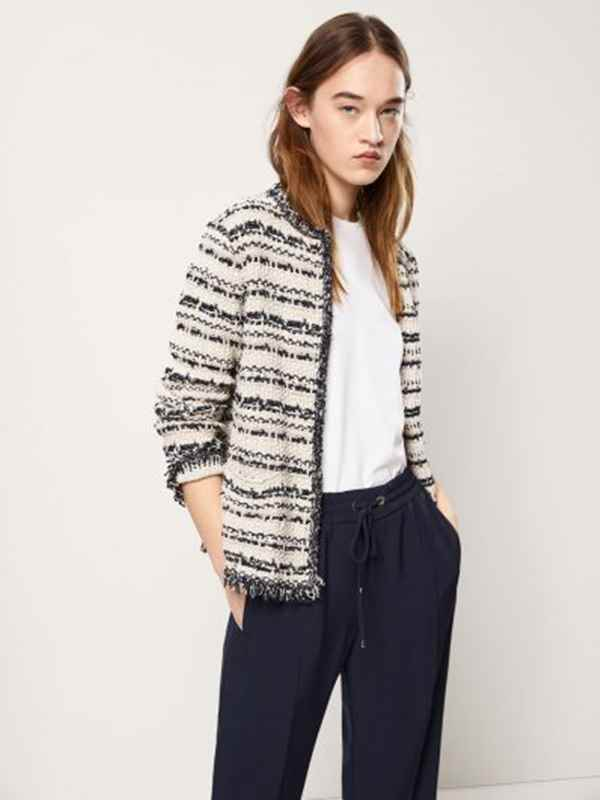 c1bb178f0033c I actually got my cream one last year from Zara Kids, but this year their  only offering is this Tweed Cardigan £24.99
