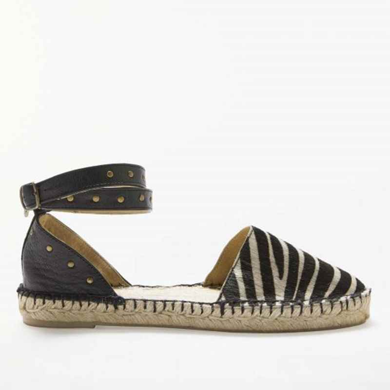 d0a823fe1376 John Lewis' own label And/Or has some gorgeous footwear and these Luna Two  Part Espadrilles £75 are one of absolute favourites. Wedges